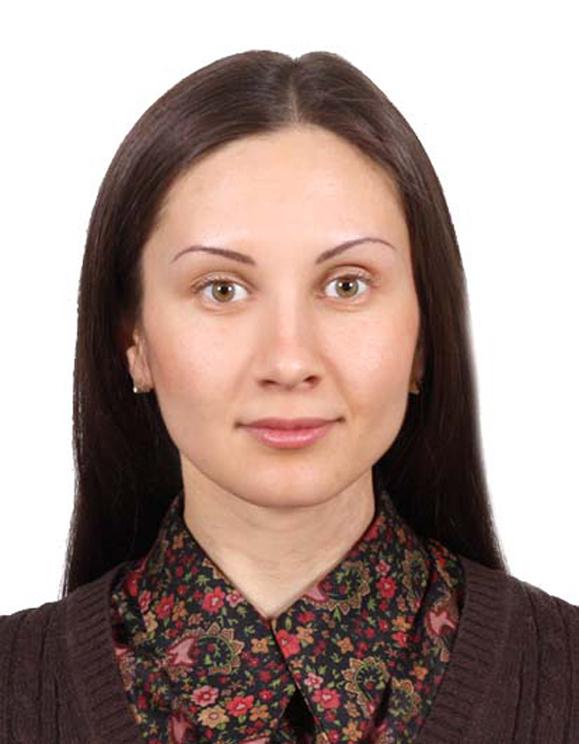 Сердюк Виктория Викторовна